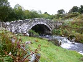Bridge on road to Rowen