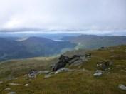 Looking across to Loch Fyne