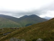 The Cobbler, Narnain and Ben Lomond