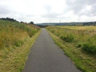 Track near Cunston AFTER