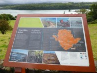 Anglesey info board