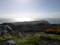 Looking across the Irish Sea