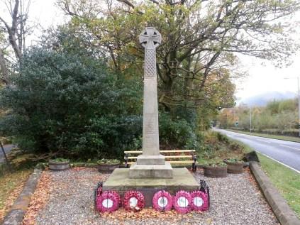 Arrochar War MemorialArrochar War Memorial