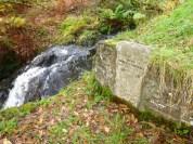 Isabella Campbell memorial stone