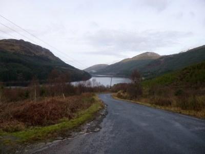 Loch Eck beckons
