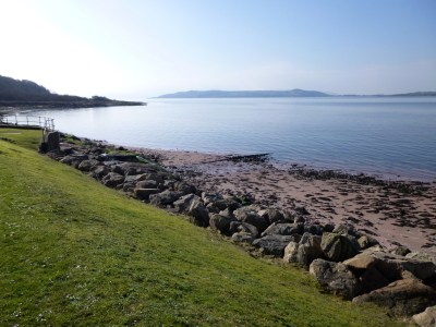 Bute from Fintry Bay