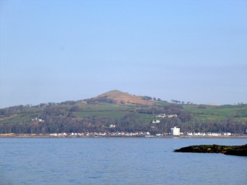 Knock Hill from Cumbrae