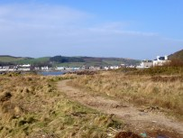 Looking to Kames Bay