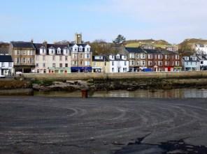 Shore front