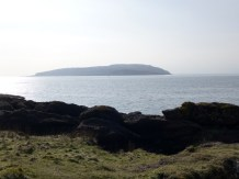 Wee cumbrae from farland point