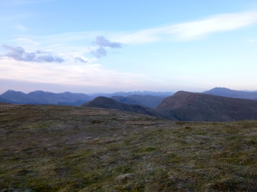 Ben Vorlich, Oss and others
