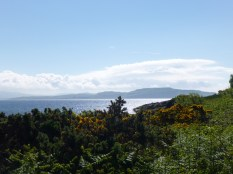 Looking towards Cumbrae