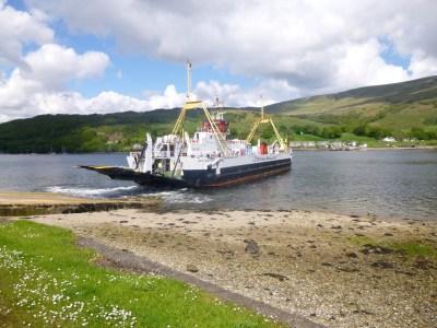 Rhubodach ferry