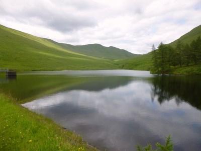 Auchengaich Dam