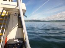 Heading to Kilcreggan