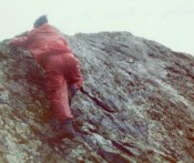 Bouldering in the Lost Valley