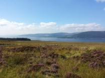 Clach MacKenny looking to Cowal