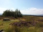 Clach MacKenny picnic bench