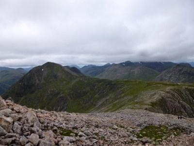 The ridge awaits