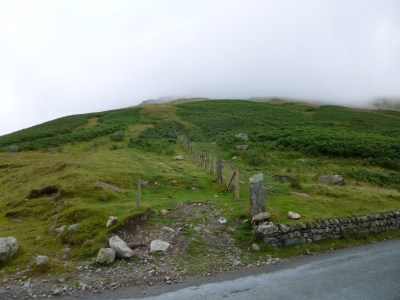 Dale Head from Honister
