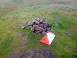 GMF cairn and strange object