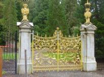 Garden gates in Glen Masson