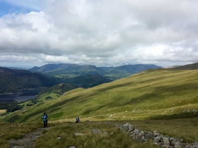 Skiddaw and Blencathra