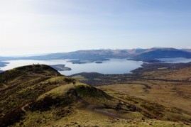 Loch Lomond south basin