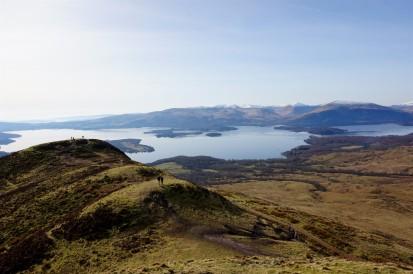 Loch Lomond south basin