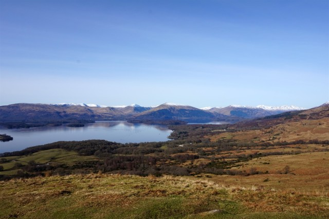 Luss and Arrochar Hills