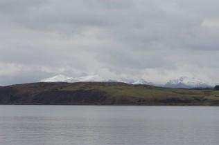 Arran hills