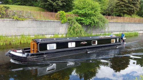 Boat at Dalmuir