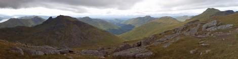 Ascent panorama