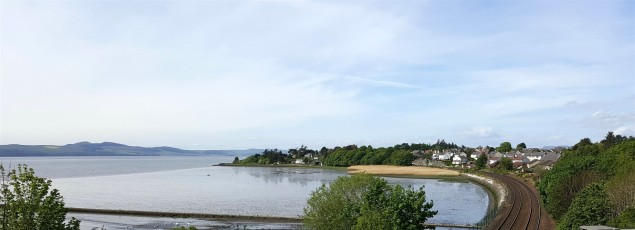 Invergowrie Bay