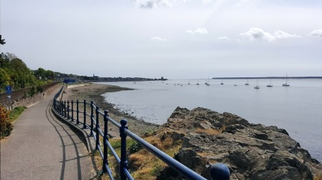 Looking to Broughty Ferry