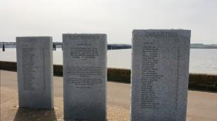 Tay Railway Disaster memorial