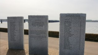 Tay Railway Disaster memorial