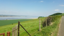 The Tay eastwards