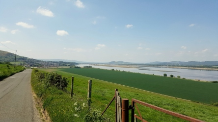 The Tay north west