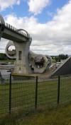 Falkirk Wheel in operation