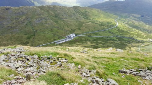 Kirkstone Pass summit
