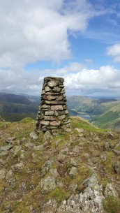 Red Screes trig