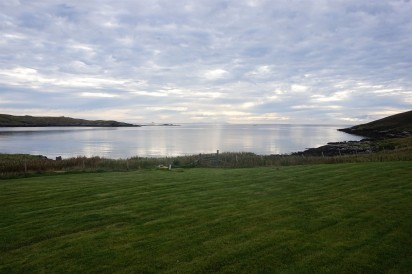 Barra morning view