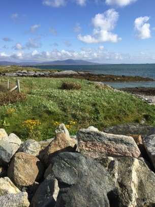 Veiw from Berneray