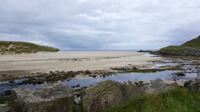 West Barra beach