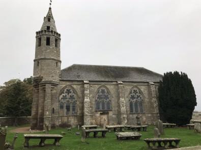 Church near Dairsie
