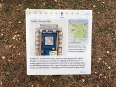Ice House plaque