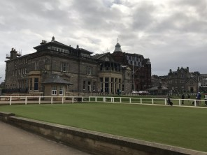 R&A Clubhouse