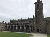 St Salvador's Chapel