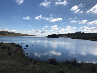 High Gryffe reservoir